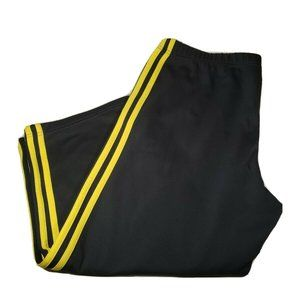 3/12 Adidas 3 Stripe Pants with Pockets